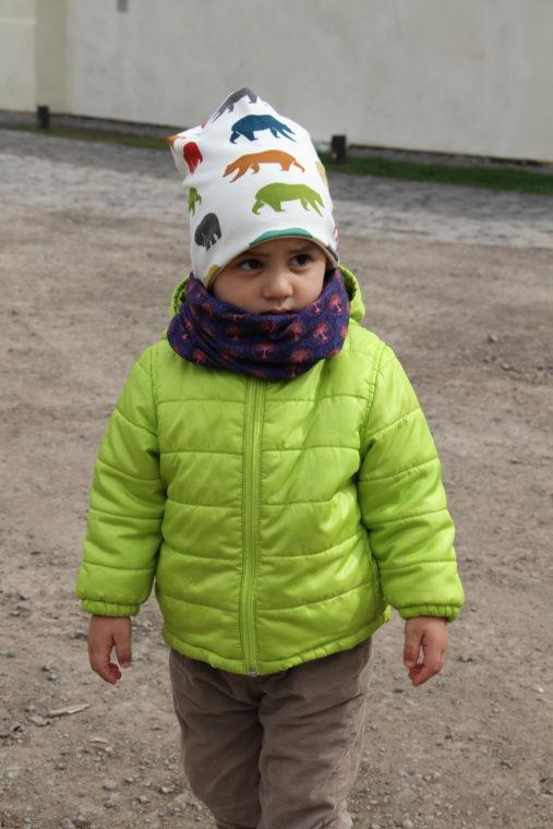Střih na čepici (dětskou, dámskou a pánskou - velikosti 0-99 let) - jak ušít čepici krok za krokem (za 5 minut)