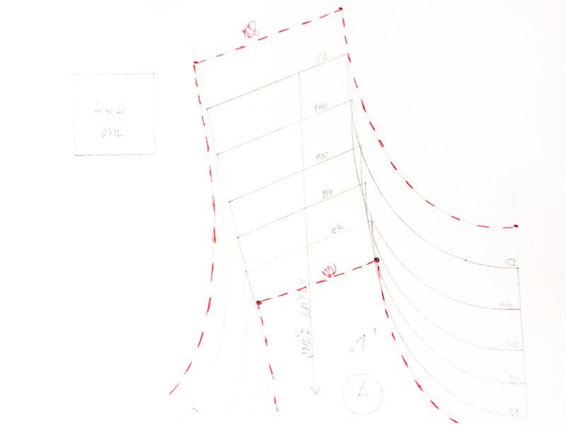 Jak zvětšit nebo zmenšit střih