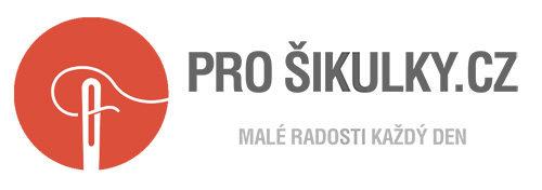 Logo Prošikulky.cz - střihy a návody na šití