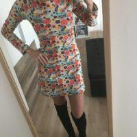 Střih na dámské šaty Jackeline - Miriam R. K.