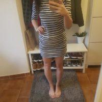 Střih na dámské šaty Jackeline - Veronika Č.