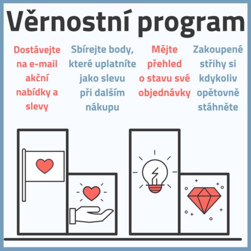 Věrnostní program Prošikulky.cz