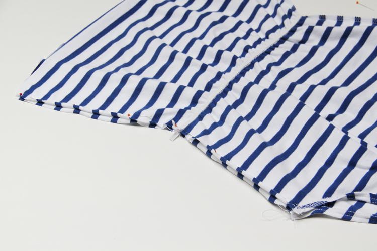 Návod na šití + střih - jak ušít dámské tílko nebo šaty