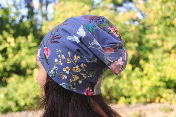 Střih na čepici (dětskou, dámskou a pánskou - velikosti 0-99 let)