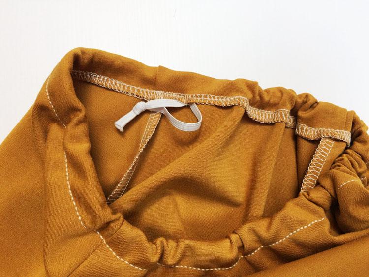 Střih na dámskou sukni zdarma ke stažení