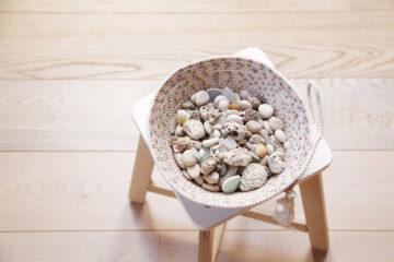SUMMER DIY / Návod ZDARMA - Jak ušít košík z prádelní šňůry