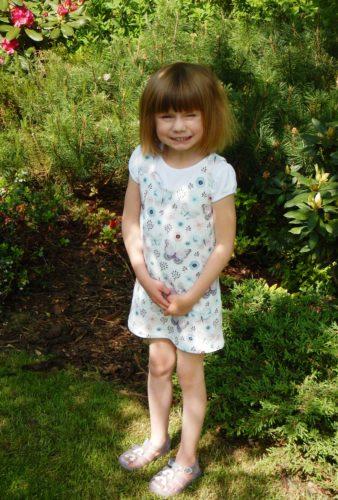 Irena R. - Střih na dětské šaty BASIC