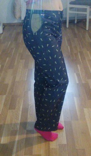 JanaG - softshellové kalhoty