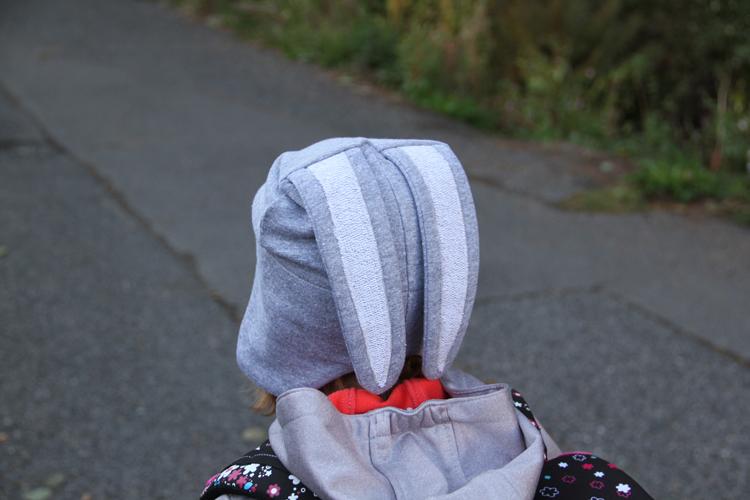 Střih na dětskou a dámskou čepici + návod jak ušít čepici krok za krokem