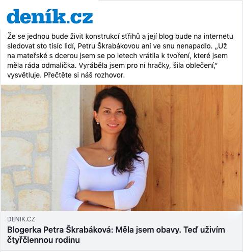 Blog Prošikulky.cz - Denííky Bohemia - Deník.cz