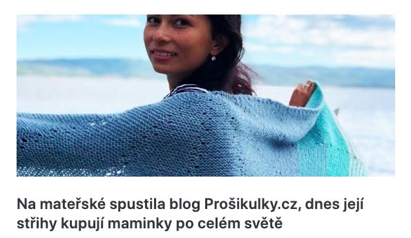 Rozhovor pro server Prácebaví.cz