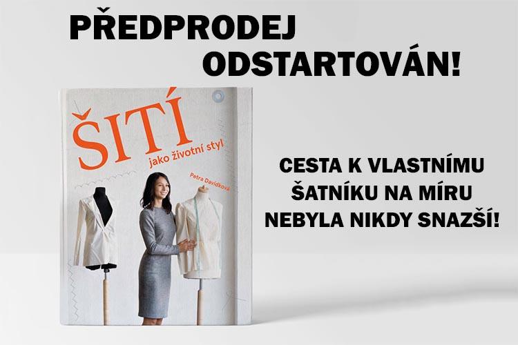 Píšu knihu - Prošikulky.cz (Šití jako životní styl)