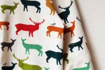 Šité dětské tričko / mikina z BIO bavlny