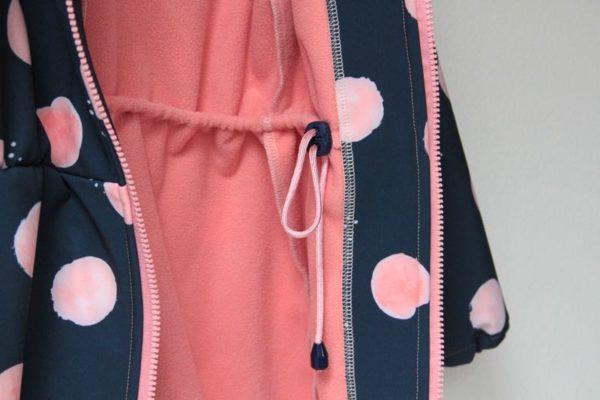Střih na dětský kabát / parku / bundu