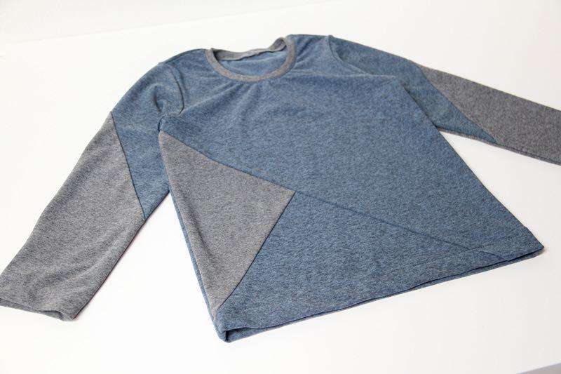 Jak ušít originální tričko