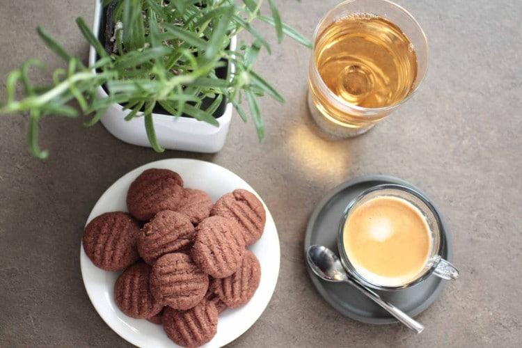 Kokosové sušenky, recept