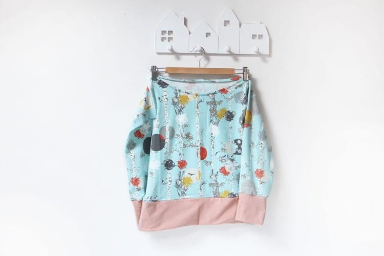 Bavlněné tričko z látky Art Gallery Fabrics