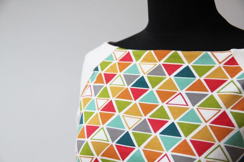 Jak ušít tričko (nebo šaty) s raglánovým rukávem