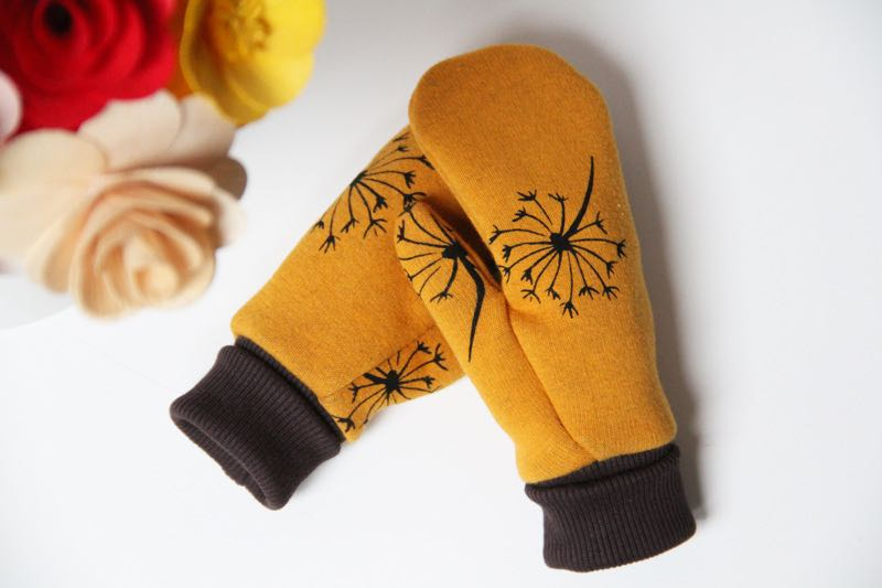 Střih na dokonale padnoucí dětské rukavice palčáky (+ návod ... a5294b007b
