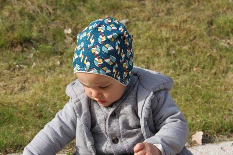 Dětská jarní čepice