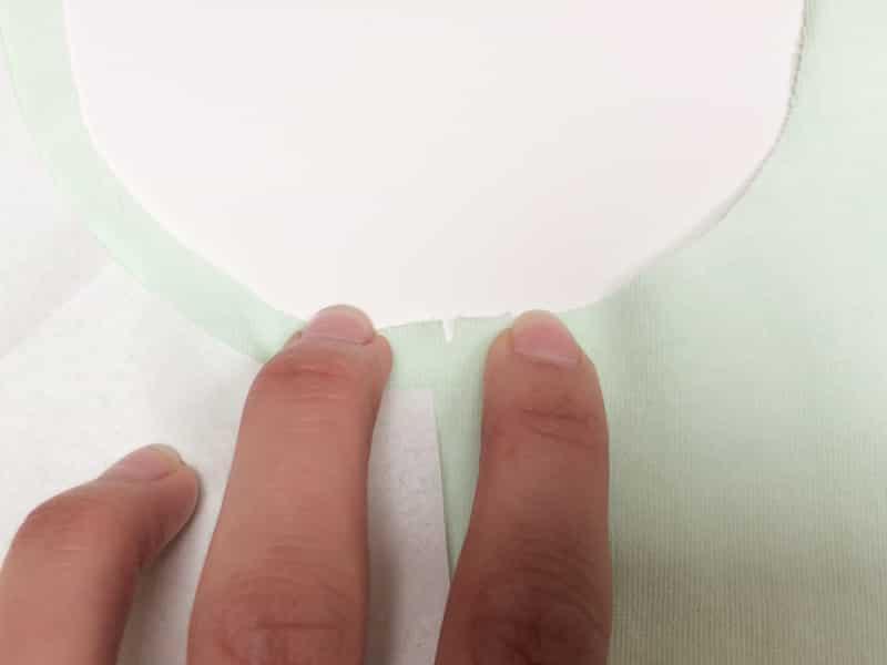 Střih a návod na dětskou halenku / tuniku ve velikosti 98 - 104 - 110 - 116 - 122