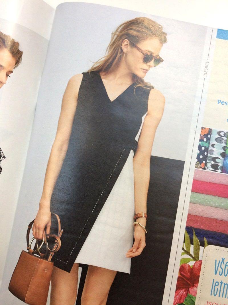 modely Burda Style 7/2017
