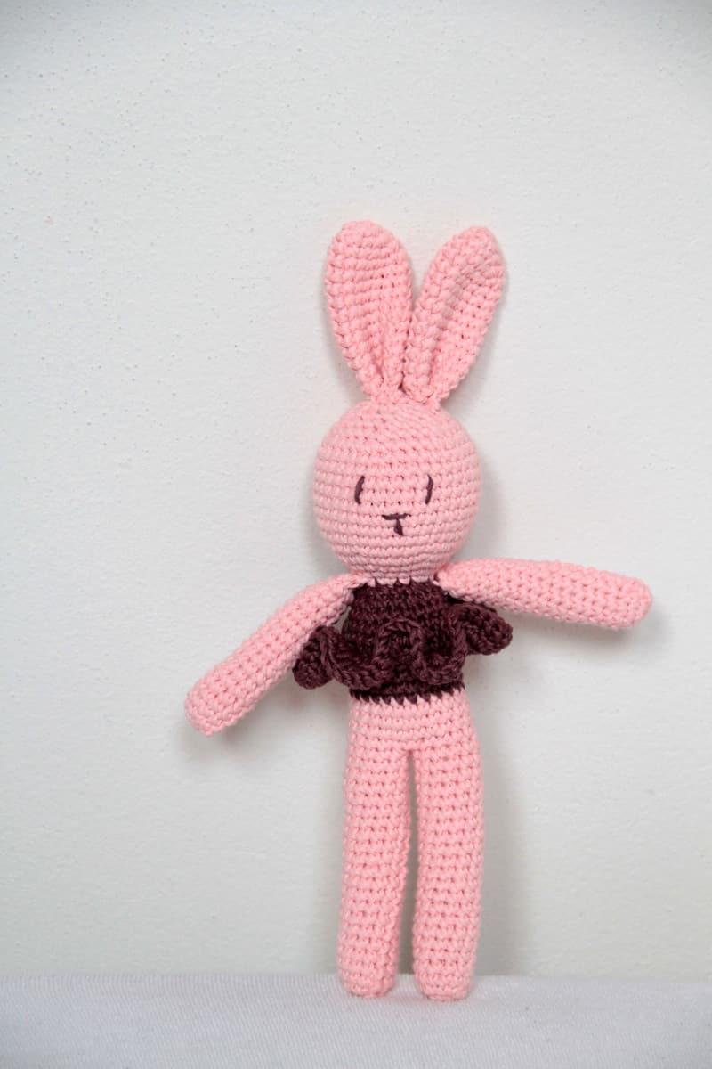 396e72f97079 Návod na háčkovaného králíčka (zajíčka) - 3 různé typy