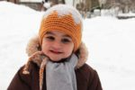 Návod na dětskou háčkovanou čepici - varianta pro malého prince