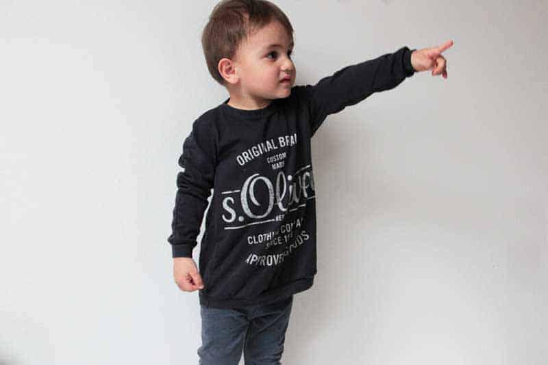 Recyklace oblečení - šití ze starého trička nové