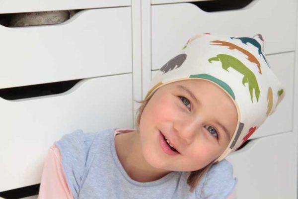 Návod jak ušít oboustrannou čepici + střih na dětskou, dámskou a pánskou čepici