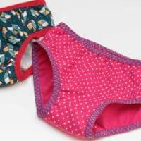Návod a střih na dětské kalhotky