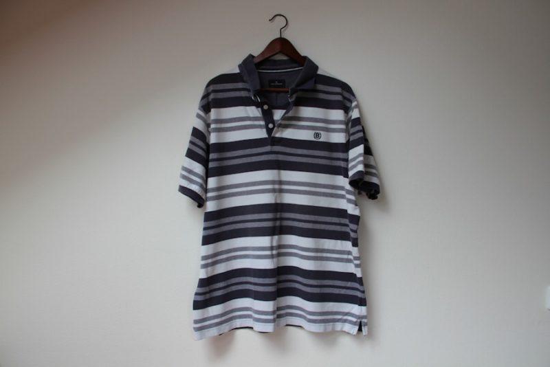 872bec1136c Recyklace oblečení č.3 - ze starého (trička) nové (tepláky)
