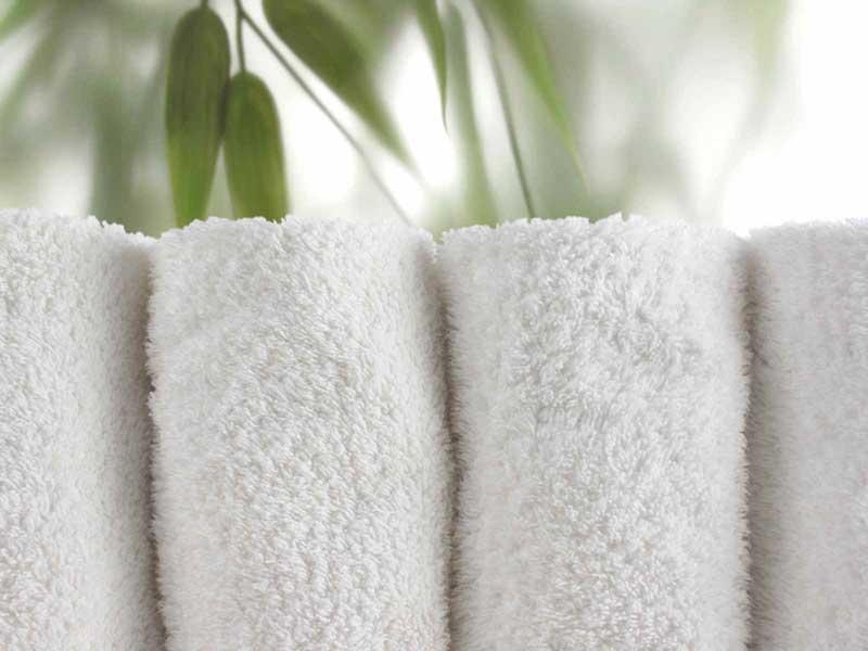Bambusové rucníky