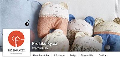 Prošikulky.cz najdeš na Facebooku