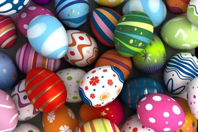 Netradiční velikonoční výzdoba