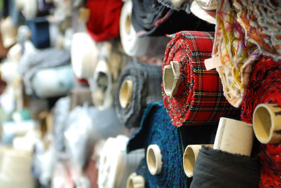 Textilní materiály